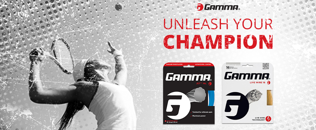 Flying Cork client Gamma Sports unleash your champion ad